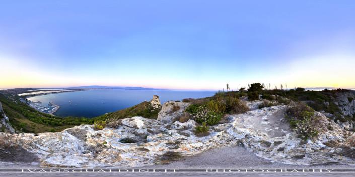 Tour Virtuale a 360° Cagliari Sella del Diavolo