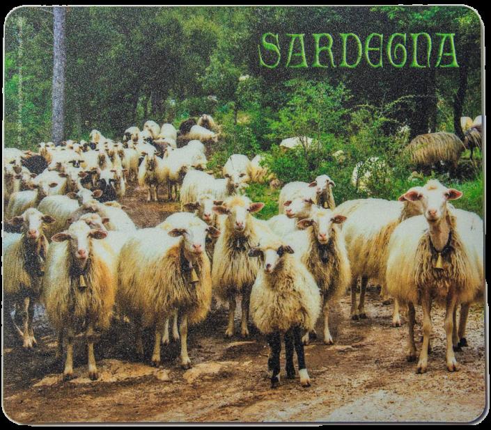 Tappetino per il mouse Sardegna