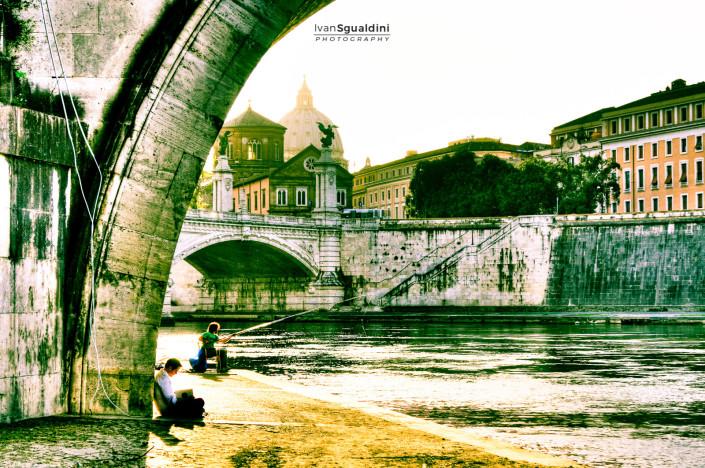 Come sono nati i tre libri di fotografia su Roma