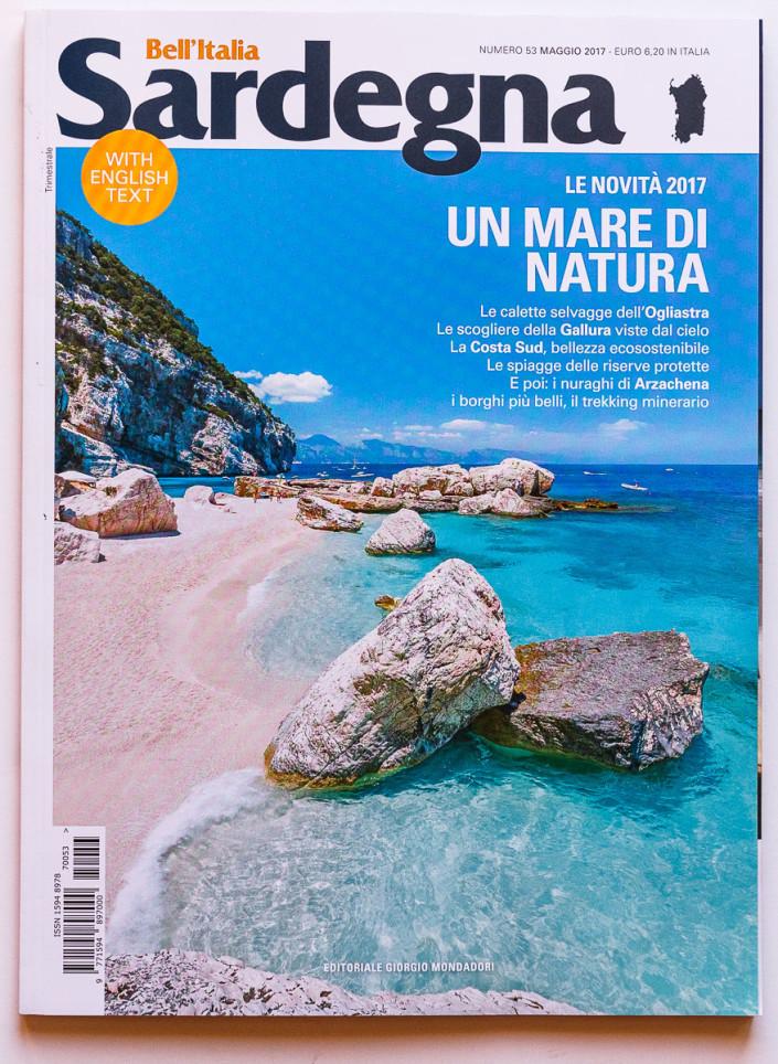 Bell'Italia Sardegna: Un Mare di Natura